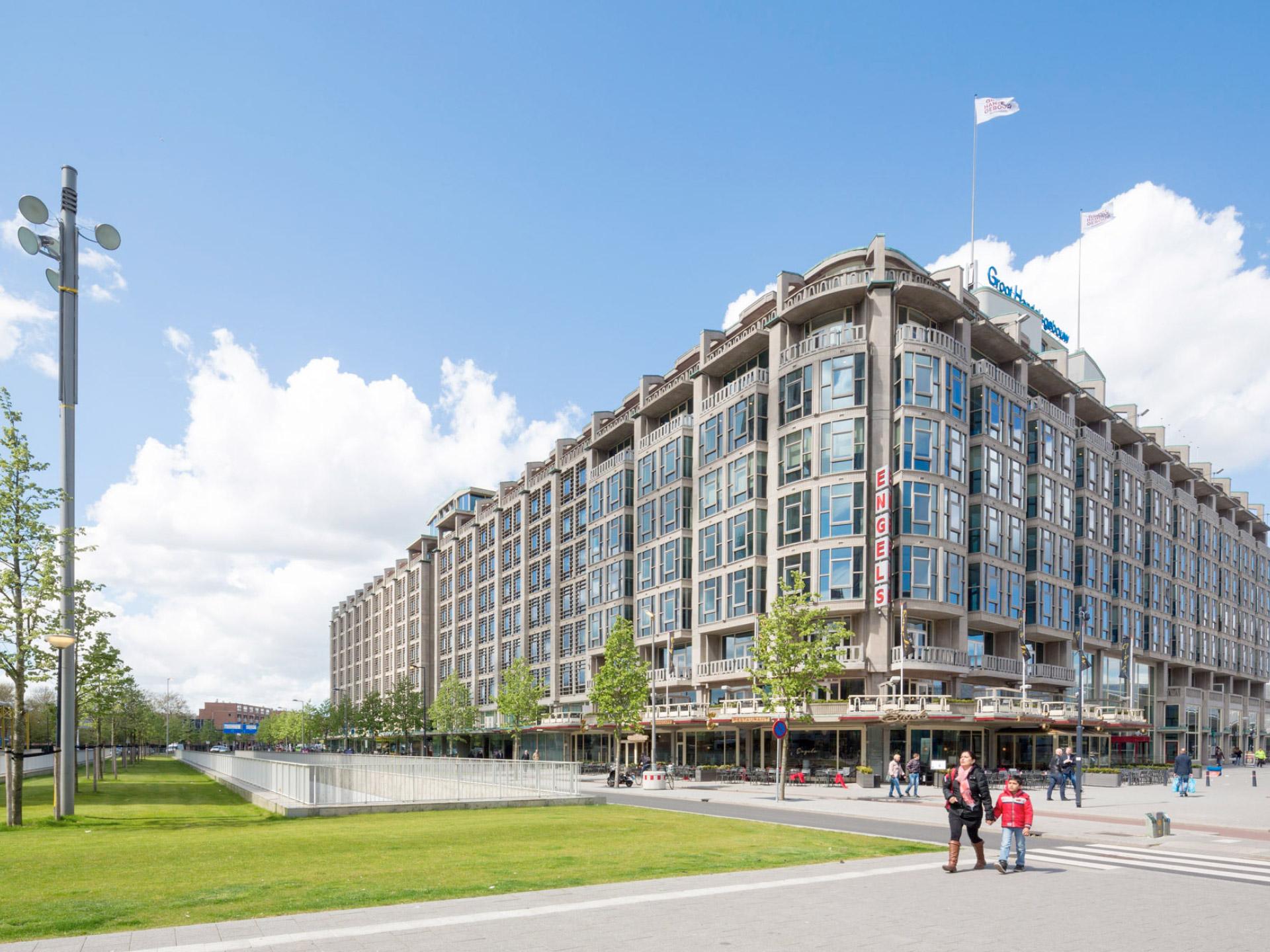 Groot Handelsgebouw Rotterdam