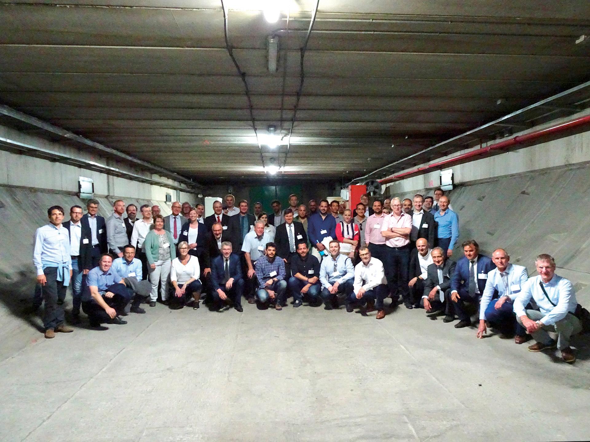 COSUF TSO Forum in Madrid