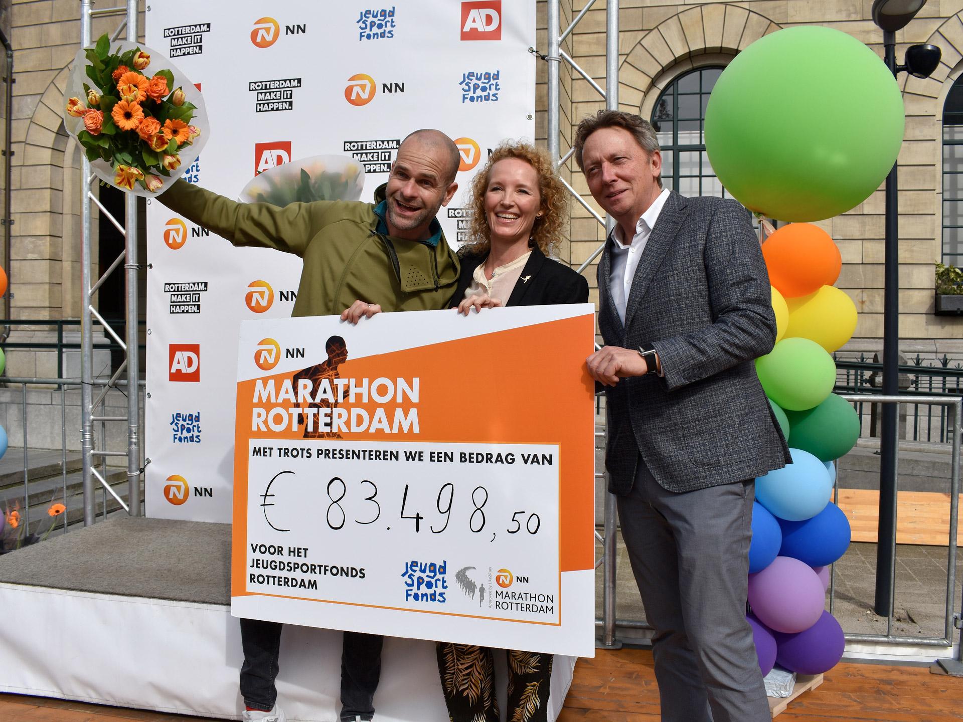 Jeugdsportfonds Rotterdam