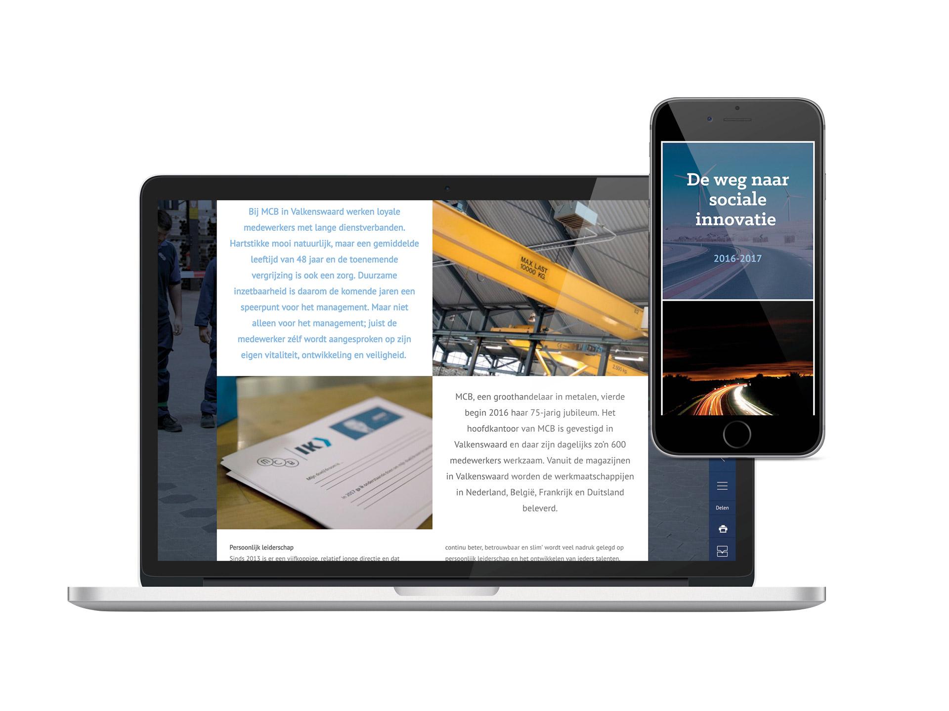 Topsector Logistiek online magazine